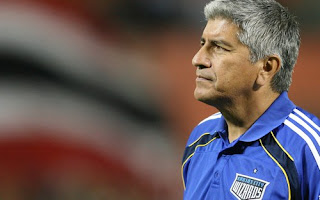 Octavio Zambrano es el nuevo técnico del Pereira