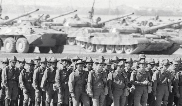 Perang Soviet-Afganistan