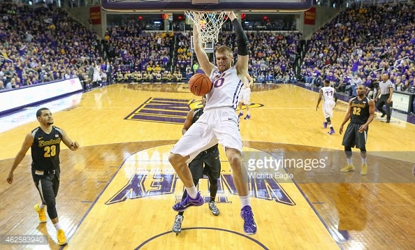 Seth Tuttle tries to lead Northern Iowa to glory