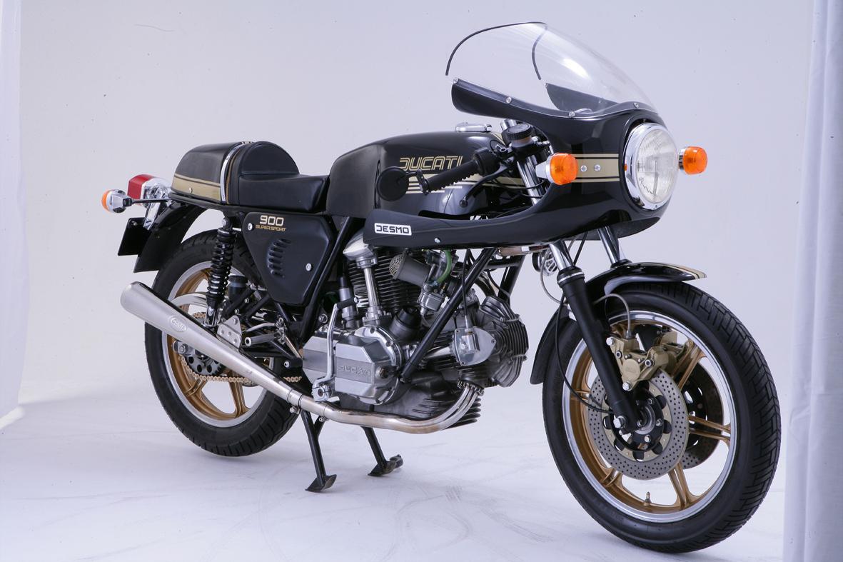 Go Faster  Ducati