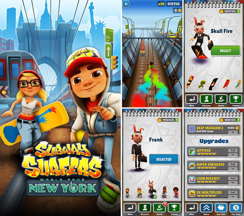 Cкачать Subway Surfers Miami На Андроид
