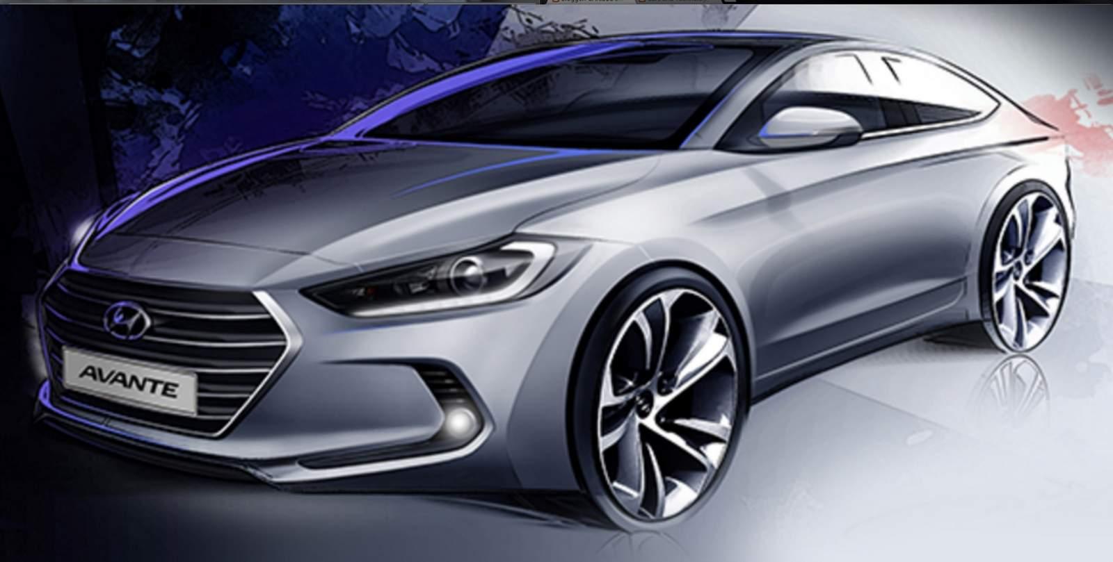 Hyundai Elantra 2016 Novas Cores E Mais Equipamentos