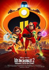 Los Increíbles 2 (03-08-2018)