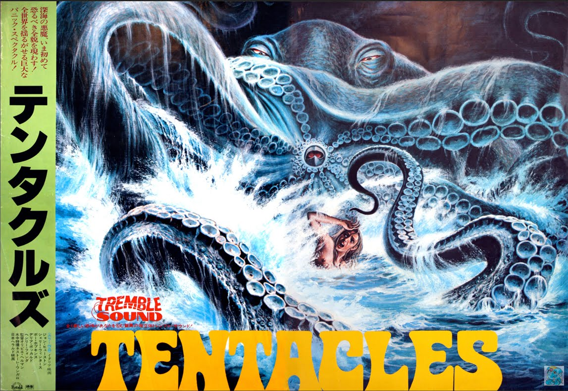 tentacles book report