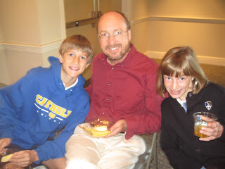 Montgomery Catholic Preparatory School ~ Muffins for Moms and Donuts with Dads 3