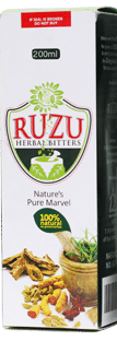 Ruzu Herbal Bitters