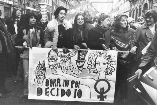 movimento delle donne