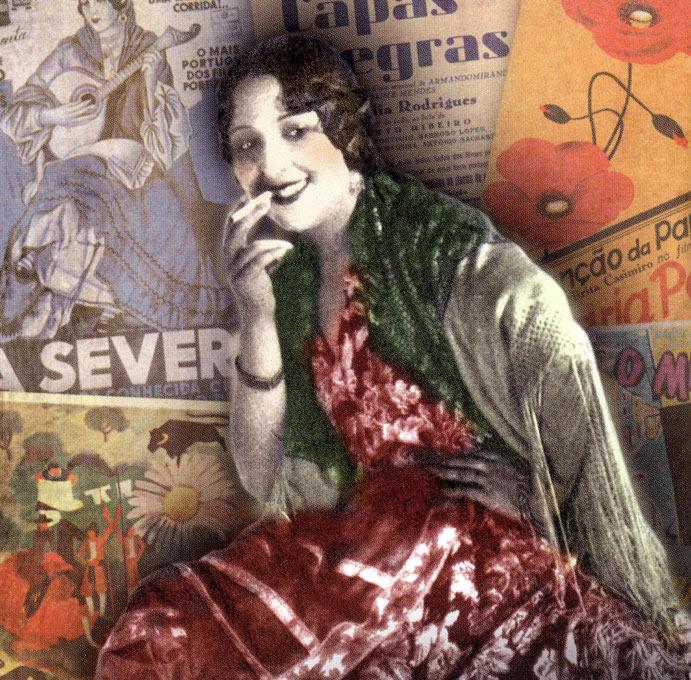 Biografia Maria Severa Onofriana Biography - Cantora Portuguesa de fado
