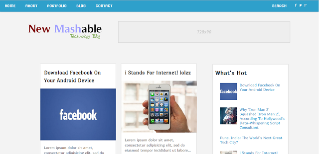 New Mashable