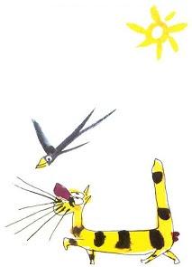 O Gato Malhado e a Andorinha Sinhá