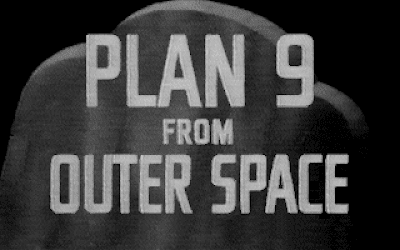 Press Start - Plan 9 From Outer Space