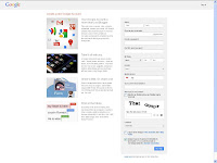 Form Pengisian Data Untuk BLog