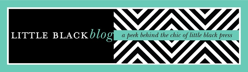 the little black blog