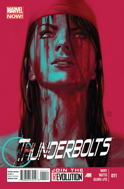 Thunderbolts #11 (Marvel Now)