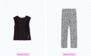 zara fashion clothes
