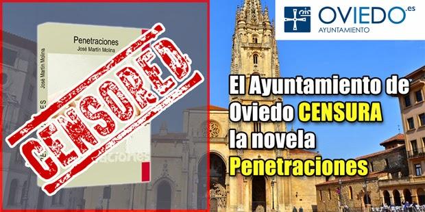novela censurada por un ayuntamiento español