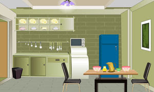 Kitchen Escape 2