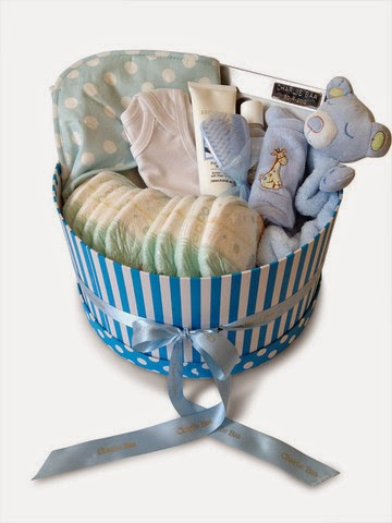 Personalised Baskets For Girls