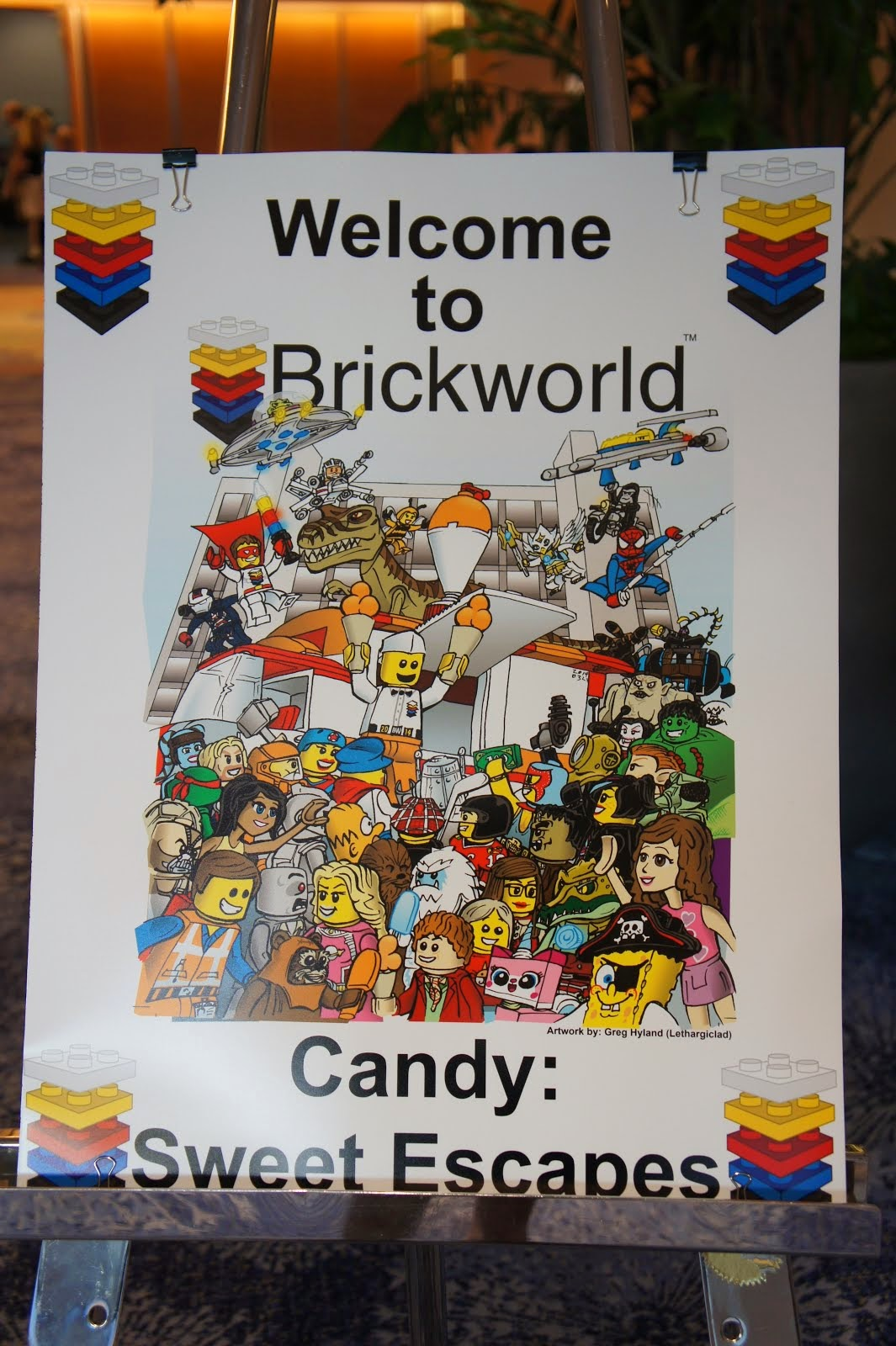 brickworld chicago conventions