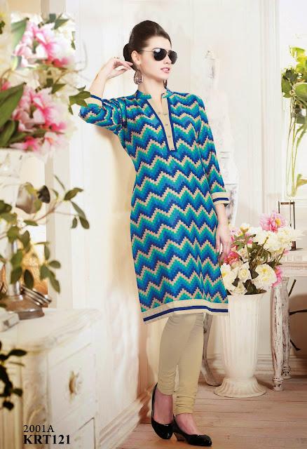 Buy Online Cambric Cotton Kurti – Wholesaler