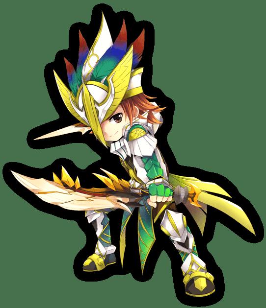 Dragomon Hunter ranger