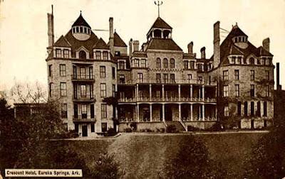 美國十大鬧鬼飯店 你∼住了嗎? Crescent Hotel
