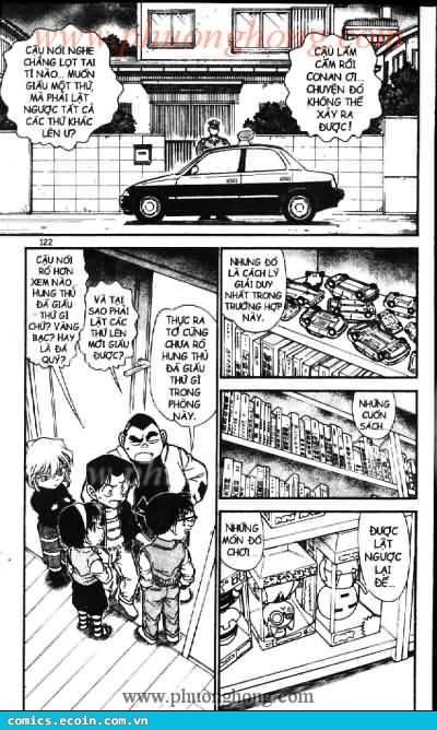Detective Conan - Thám Tử Lừng Danh Conan chap 540 page 2 - IZTruyenTranh.com
