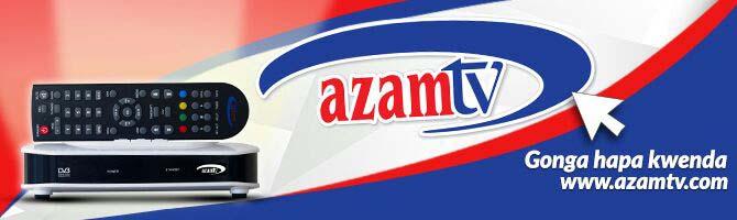 GONGA HAPA KWENDA AZAM TV
