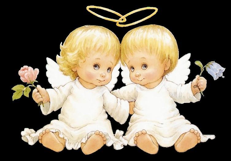 Поздравления от близняшек