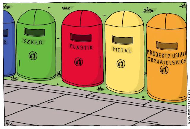 Ustawa śmieciowa w praktyce czyli Polnische Wirtschaft