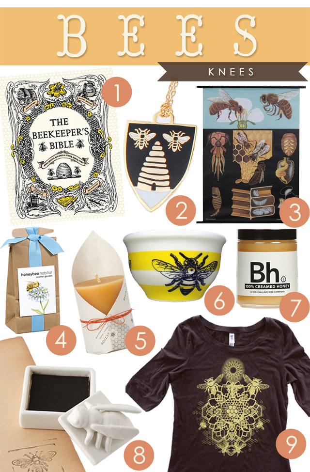 Wishlist Wednesdays - Bees Knees