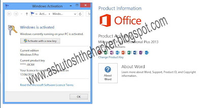 KMS Nano v10 Activator For Windows 8 and MS Office 2013
