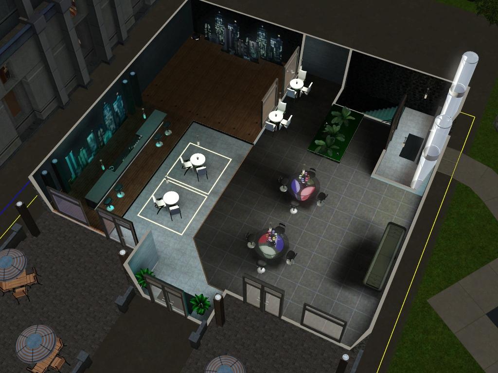 my sims 3 blog city beat dance club by my sim realty