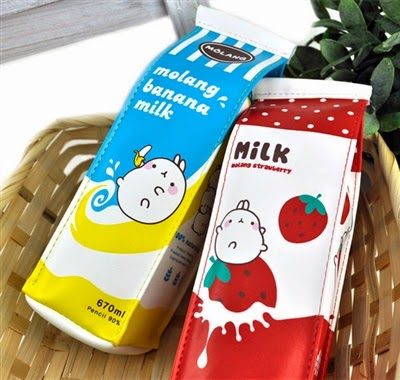 molang pencil cases at CoolPencilCase.com