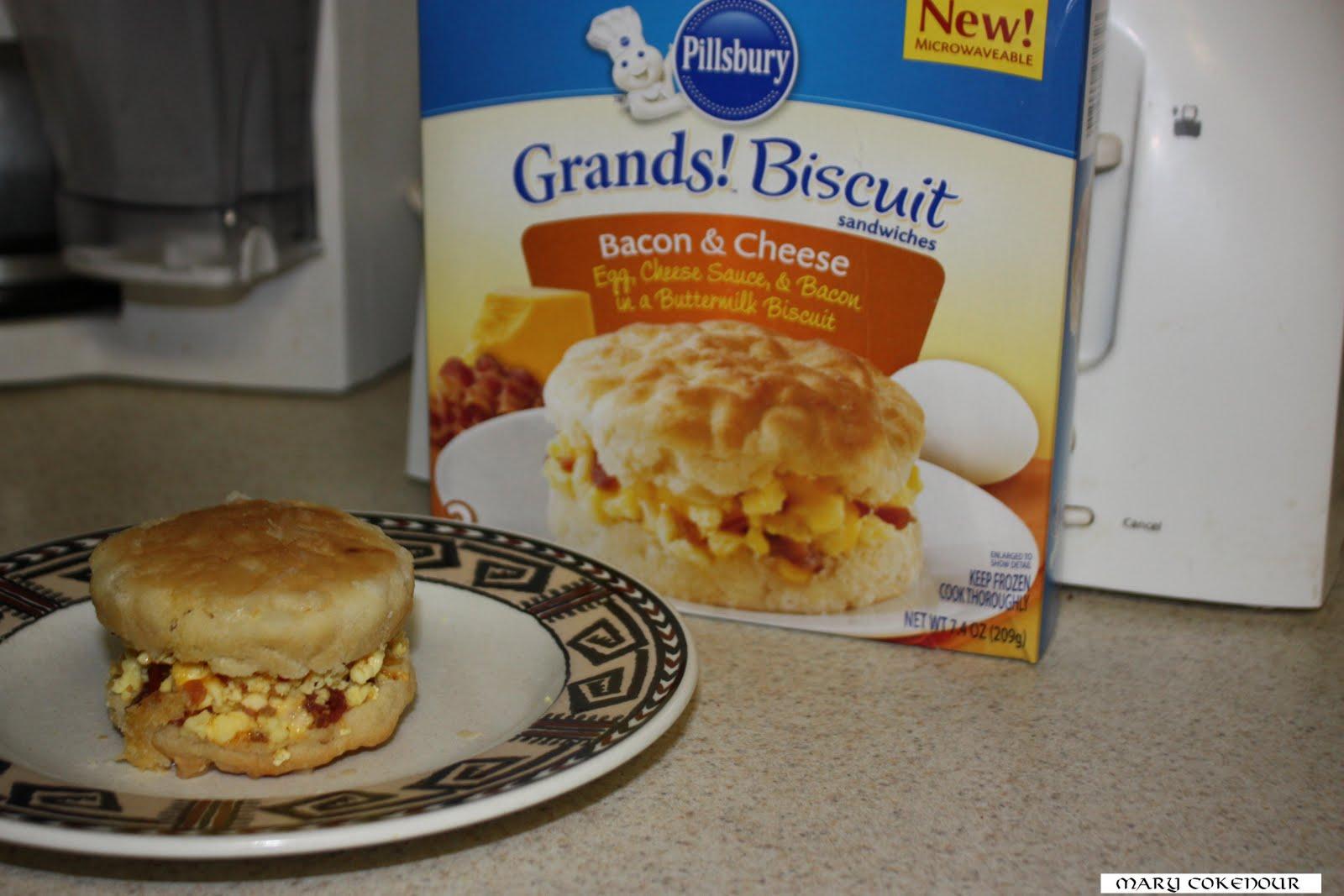 Food Adventures Of A Comfort Cook Pillsbury Grands Breakfast