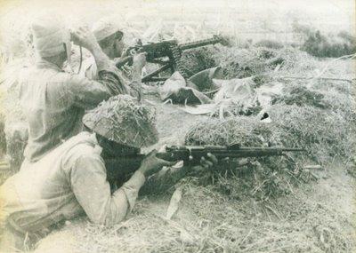Perang Gerilya melawan penjajah Belanda sedang berlangsung.