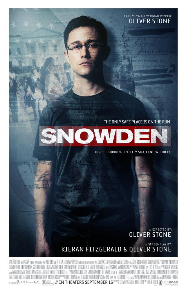 Nonton Snowden (2016)