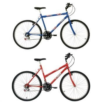 Kit Bicicleta Track Viper + Bicicleta Track Serena