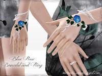 Элементы стиля фэнтези - Страница 4 Blue-rose5