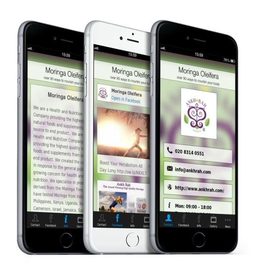 Download the Moringa App Now !!!