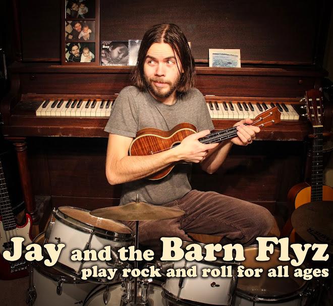 Jay and the Barn Flyz