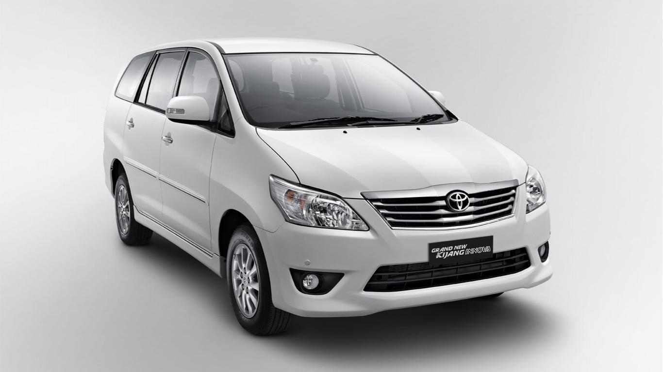 Images For > Toyota Kijang Innova 2013 Interior