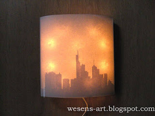 Lamp from Canvas 11     wesens-art.blogspot.com