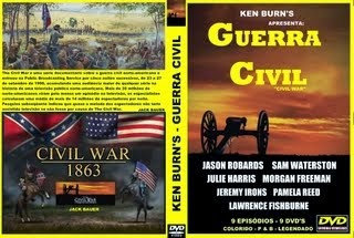 A GUERRA CIVIL - de KEN BURNS