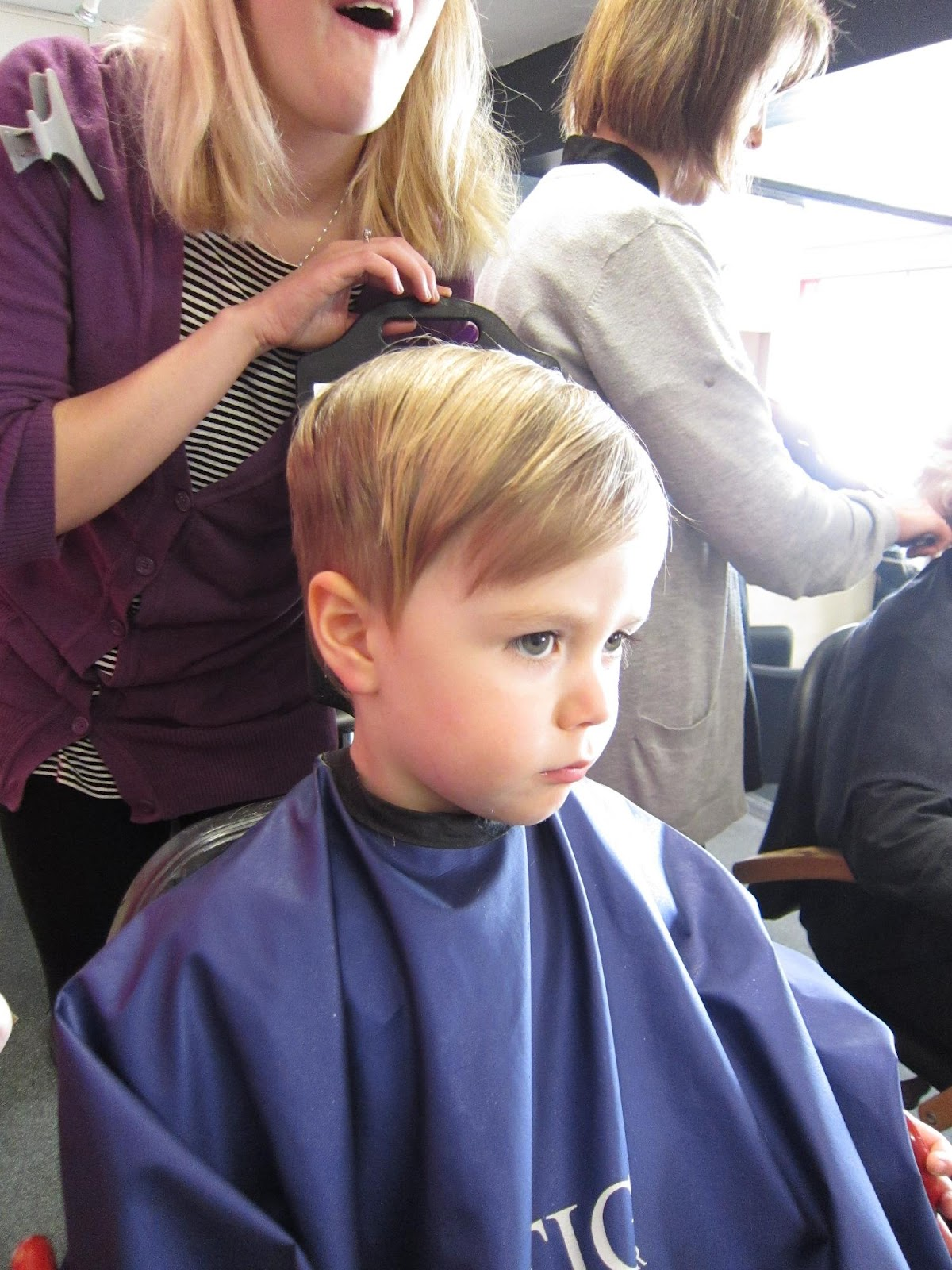 Celebrity Baby Boy Haircuts - 2019 Hairstyles Designs