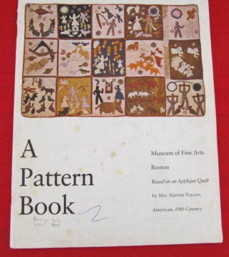 Tom Miner Quilts and Folk Art: Harriet Powers, A Pattern Book : pictorial quilt books - Adamdwight.com