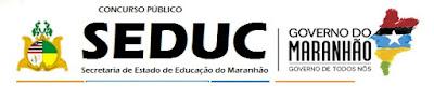 edital Concurso SEDUC/MA 2015