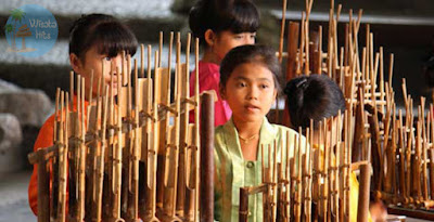 Saung Angklung Udjo Melestarikan Budaya Sunda