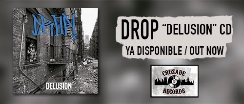 DROP – Delusion – CD