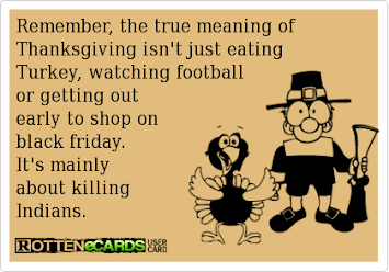Celebrating Thanksgiving??